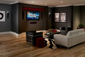 vancouver home theatre design solutions - Home Theatre Design